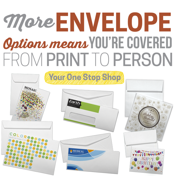 Envelope Options!